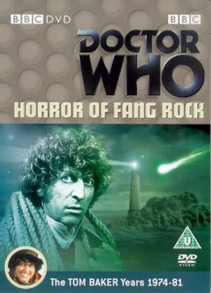 Doctor Who (season 15) - Cover art of the Region 2 DVD release for first serial of the season