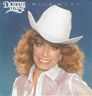 Wild West (album) - Image: Dottie West Wild West