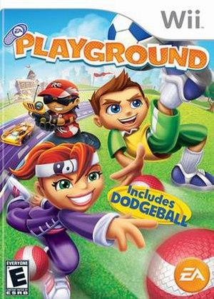 EA Playground - Image: EA Playground