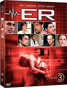 ER (season 3) - Wikipedia