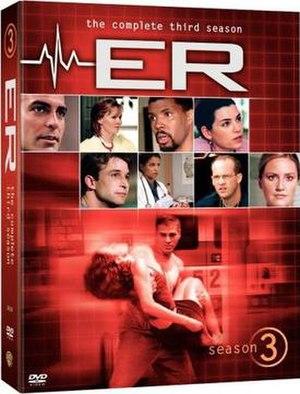 ER (season 3) - Image: ER Season 3