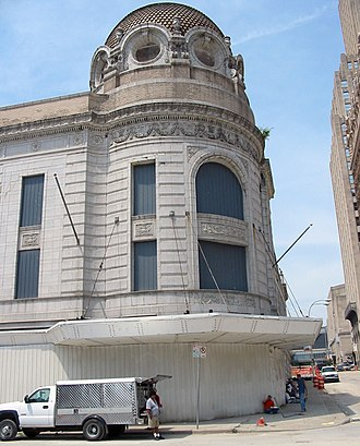 Mainstreet Theater - Image: Empire Theater 2005
