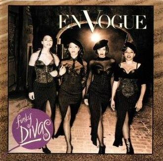 Funky Divas - Image: En Vogue Funky Divas Cover