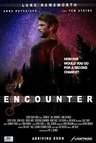 Encounter (2018 film) - Image: Enounter 2018 poster