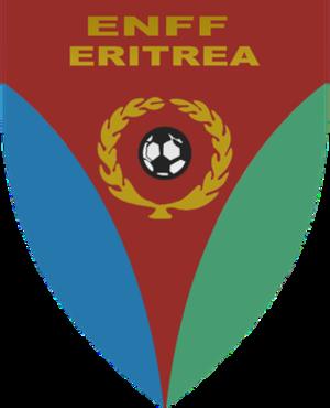 Eritrea national football team - Image: Eritrea NFF (logo)