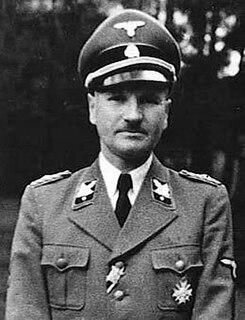 Ernst-Robert Grawitz German general