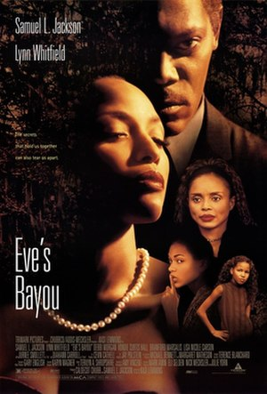 Eve's Bayou - VHS cover