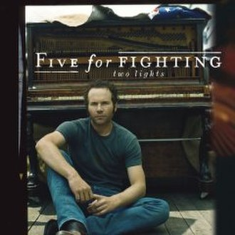 Two Lights (album) - Image: FFF Twolightsalbumcover