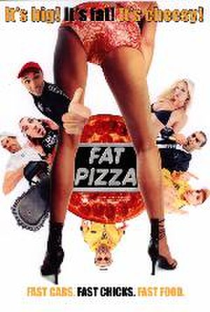 Fat Pizza - Image: Fatpizza movielogo