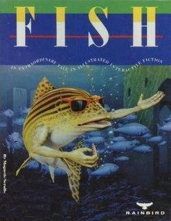 <i>Fish!</i> 1988 video game
