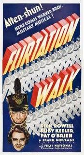 <i>Flirtation Walk</i> 1934 film by Frank Borzage, Bobby Connelly