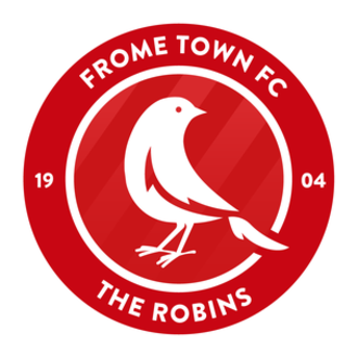 Frome Town F.C. - Image: Frome Town F.C. logo