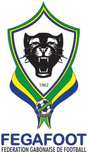 Gabon national football team - Image: Gabonese Football Federation Logo