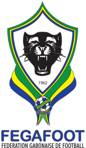 Gabon national football team - Image: Gabonese Football Federation Logo