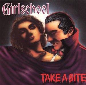 Take a Bite - Image: Girlschool take a bite