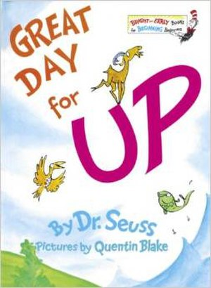 Great Day for Up! - Image: Great Day for Up! book cover