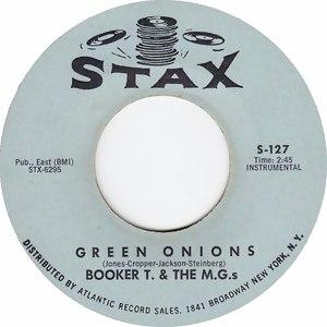 Green Onions - Image: Green Onions Single
