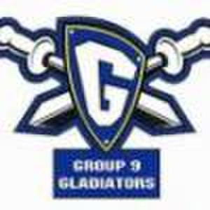 Group 9 Rugby League - Image: Group 9 Rugby League logo