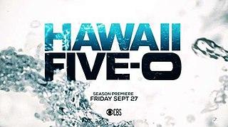 Ua ʻeha ka ʻili i ka maka o ka ihe 1st episode of the tenth season of Hawaii Five-0