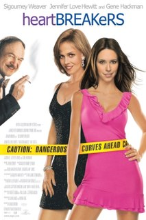 <i>Heartbreakers</i> (2001 film) 2001 comedy film by David Mirkin