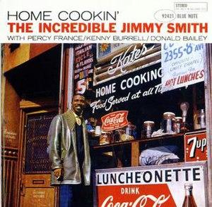 Home Cookin' (album) - Image: Home Cookin' (album)