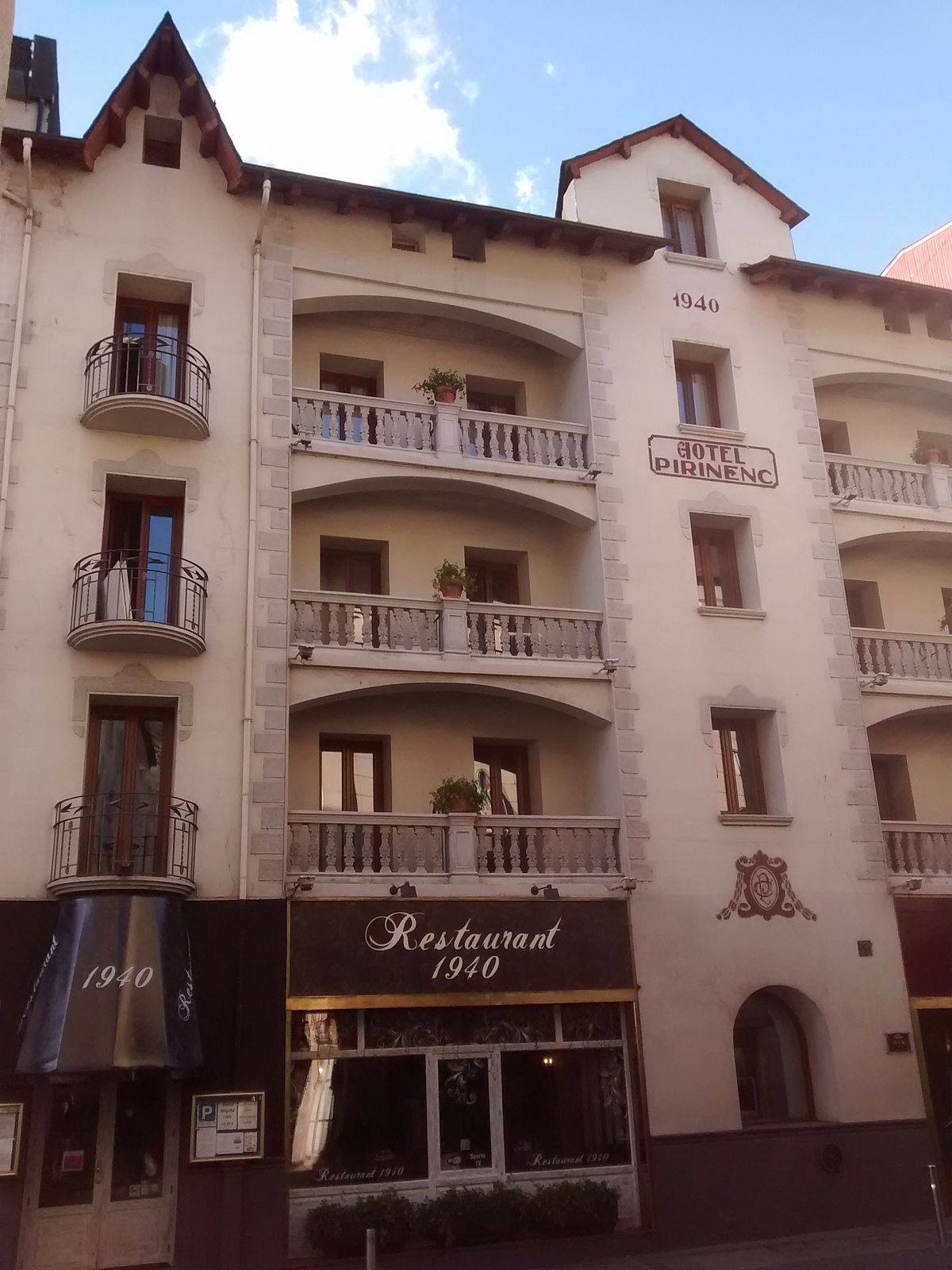 Hotel La Vella Garda Bilder