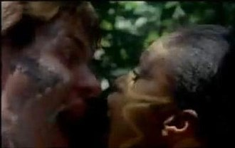 Hungry Like the Wolf - The iconic image of singer Simon Le Bon, and the tiger-like woman screaming at each other, in the middle of the Sri Lankan jungle.