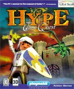hype the time quest wikipedia