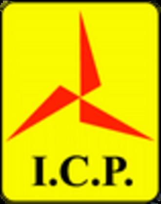 ICP srl - Image: ICP srl logo 2014