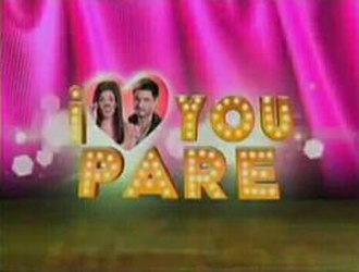 I Heart You, Pare! - Title card