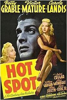 <i>I Wake Up Screaming</i> 1941 US film noir by H. Bruce Humberstone