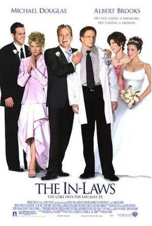 The In-Laws (2003 film) - Theatrical release poster