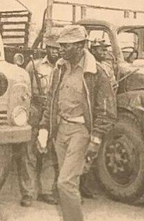 Isaac Maliyamungu High-ranking Ugandan military official under Idi Amin