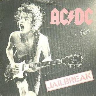 Jailbreak (AC/DC song) - Image: Jailbreakacdc