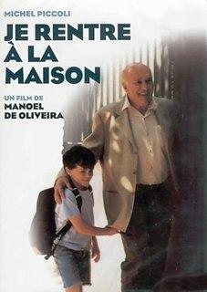 <i>Im Going Home</i> (film) 2001 film by Manoel de Oliveira