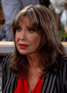 Jill Abbott A fictional character from the American CBS soap opera The Young and the Restless