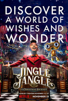 Picture of a movie: Jingle Jangle: A Christmas Journey