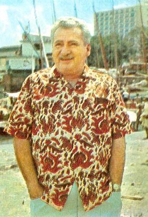 Amado, Jorge (1912-2001)