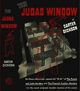 John Dickson Carr - 1st US edition