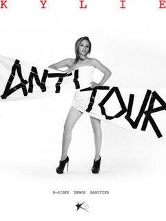 Anti Tour 2012 concert tour by Kylie Minogue