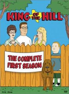 <i>King of the Hill</i> (season 1) Season of television series