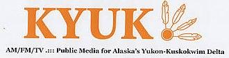 Bethel Broadcasting, Incorporated - Image: KYUK 640 91.9 logo