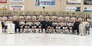 Kamloops Storm - Kamloops Storm Team Picture 2013-2014