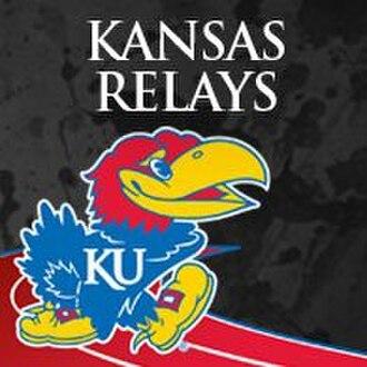 Kansas Relays - Image: Kansas Relays Logo