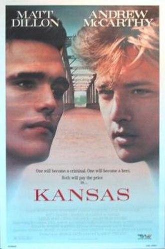 Kansas (film) - Cinema poster