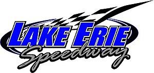 Lake Erie Speedway - Image: Lake Erie Speedway (logo)