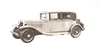 Lancia Astura - Image: Lancia Astura berlina