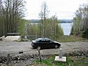 Leadville Quebec Lake Road at Border.jpg