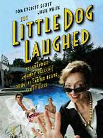 The Little Dog Laughed - The show's poster