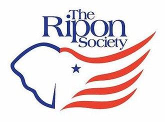 Ripon Society - Image: Logo ripon small